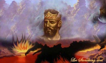 Een nieuwe koning - de antichrist