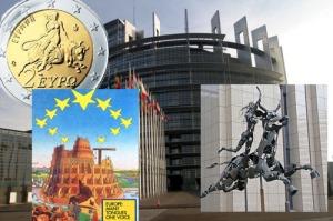 EU-parlement Strasburg