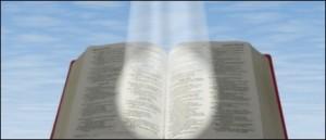 bijbel, met Gods licht erop