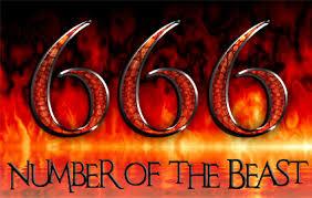 het beest - de antichrist - 666