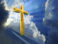Kruis, in de lucht