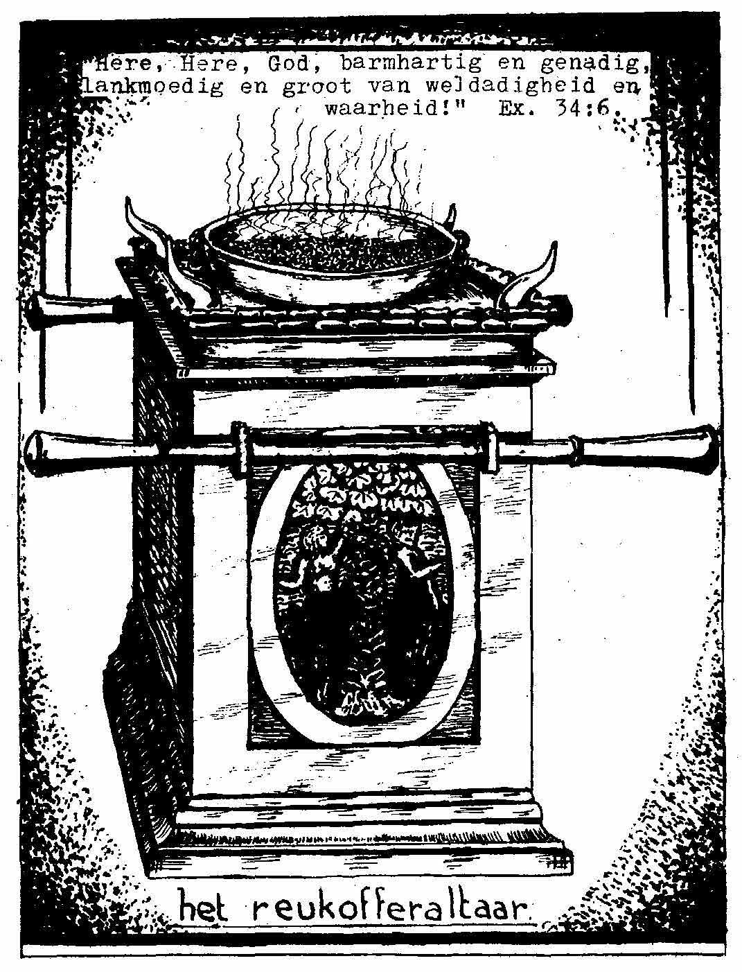 Tabernakel symbolieken blz 41