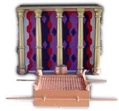 de deur vd tabernakel
